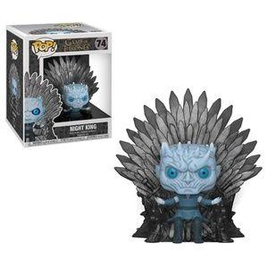 Funko Night King Sitting on Iron Throne